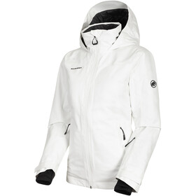Mammut Scalottas HS Thermo Capuchon Jas Dames, bright white